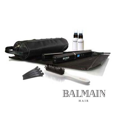 Balmain Titanium Straightener Backstage Set;Balmain Titanium Straightener Backstage Set