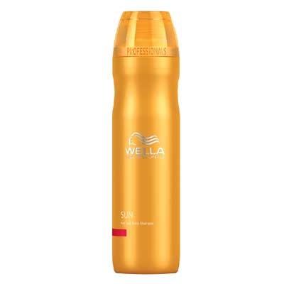 Wella Sun Hair & Body Pflegeshampoo