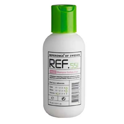 REF. 551 Repair Shampoo Sulfat Free 75ml