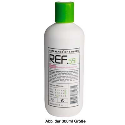REF. 551 Repair Shampoo Sulfat Free 750ml