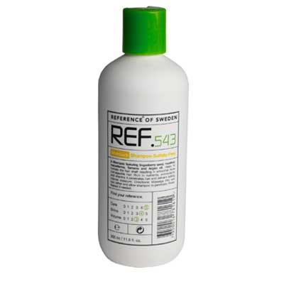 REF. 543 Moisture Shampoo Sulfat Free 300ml