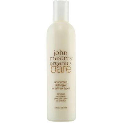 john masters organics Bare Unscented Detangler 236 ml