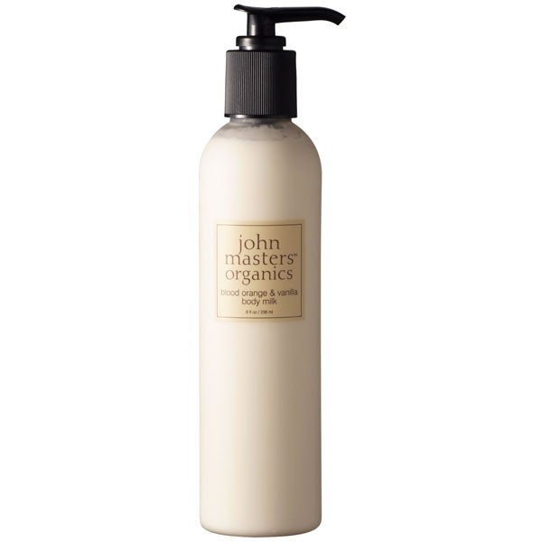 john masters organics Bodycare Blood Orange & Vanilla Body Milk 236 ml