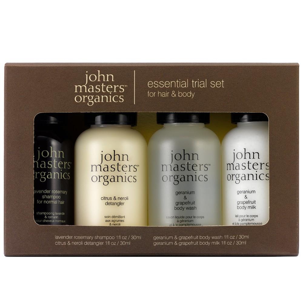john masters organics Travel Kit