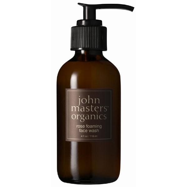 john masters organics Skincare Rose Foaming Face Wash 118 ml