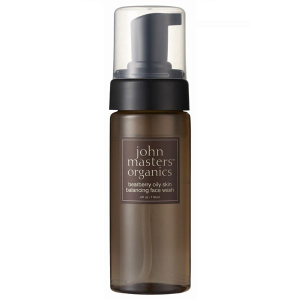 john masters organics Skincare Bearberry Oily Skin Face Wash 177 ml
