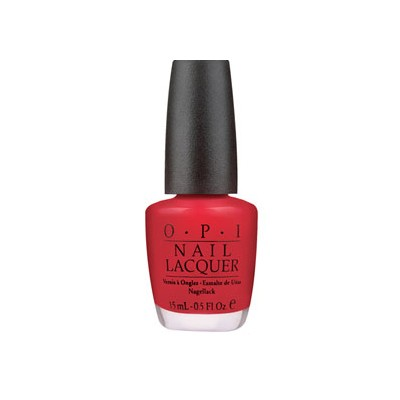 OPI Nagellack  NLN25  Big Apple Red