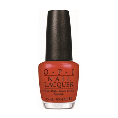 OPI Nagellack NLZ13 Color So Hott Berns