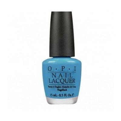 OPI Nagellack NLB83 No Room for the Blue