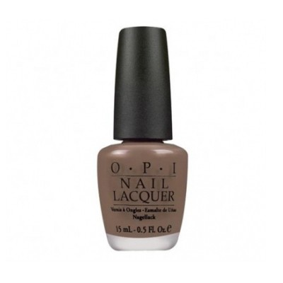OPI Nagellack NLB85 Over the Taupe