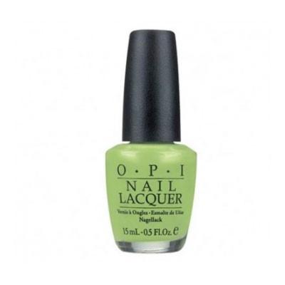 OPI Nagellack NLB44 Garganturan Green Grape