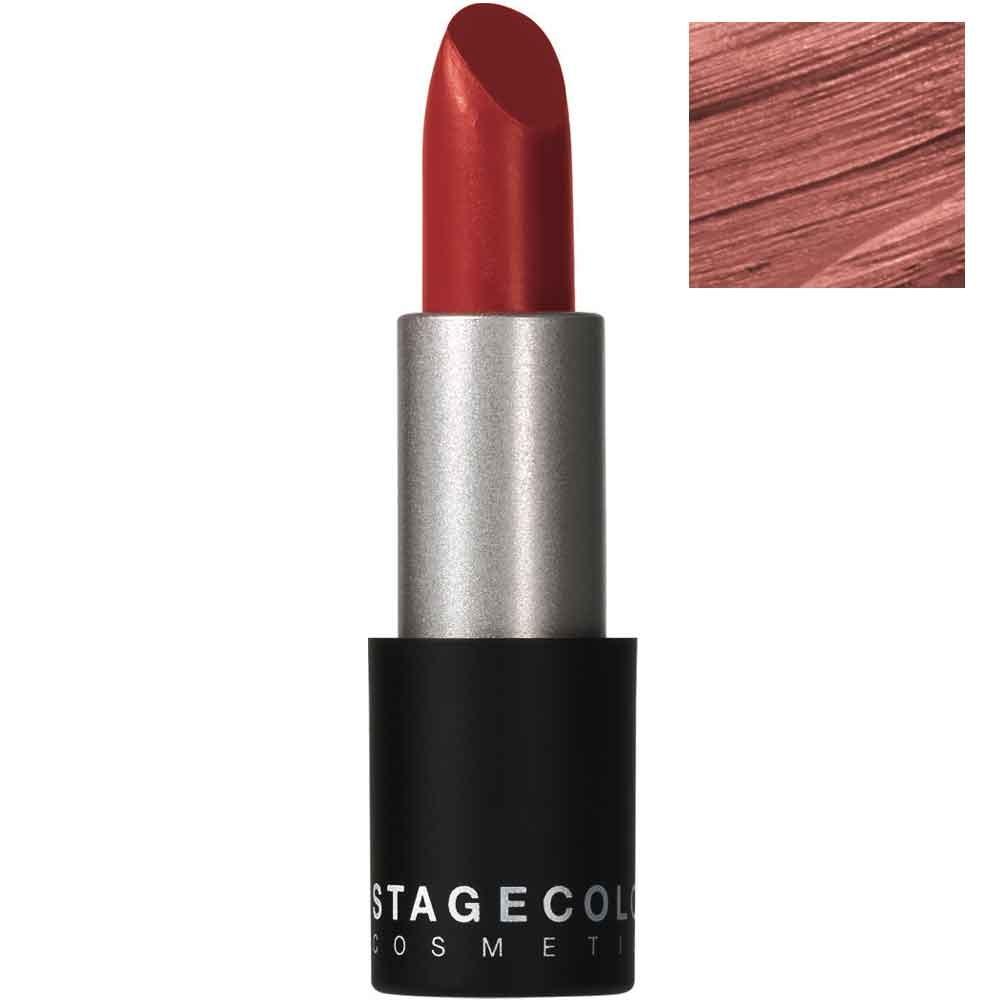 STAGECOLOR Moisturizing Lipstick Silver Mocha 4 g