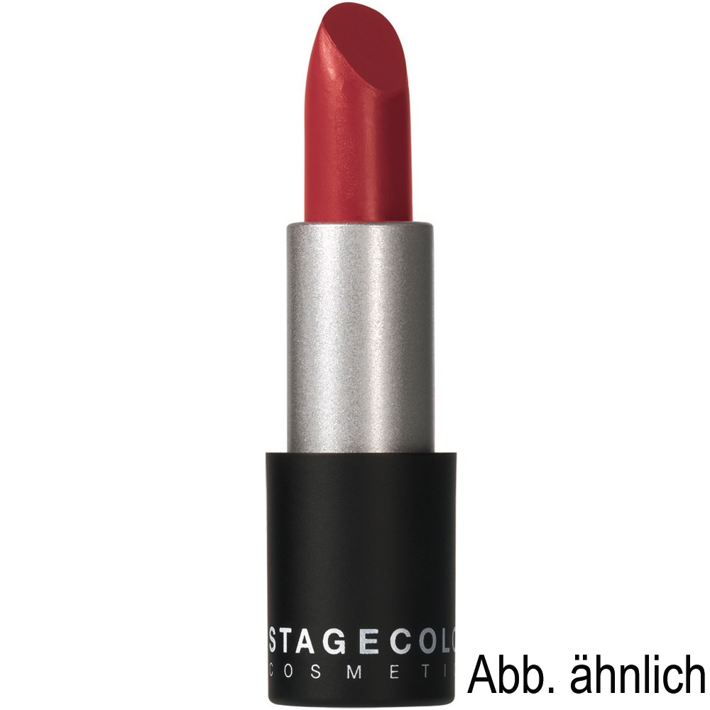 STAGECOLOR Longlasting Lipstick Pure Red 4 g