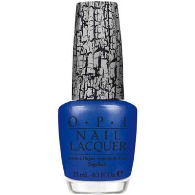 OPI Nagellack  NLE56 Blue Shatter