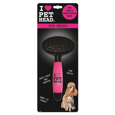 Pet Head Pink Pin Grooming Brush Fellbürste;Pet Head Pink Pin Grooming Brush Fellbürste