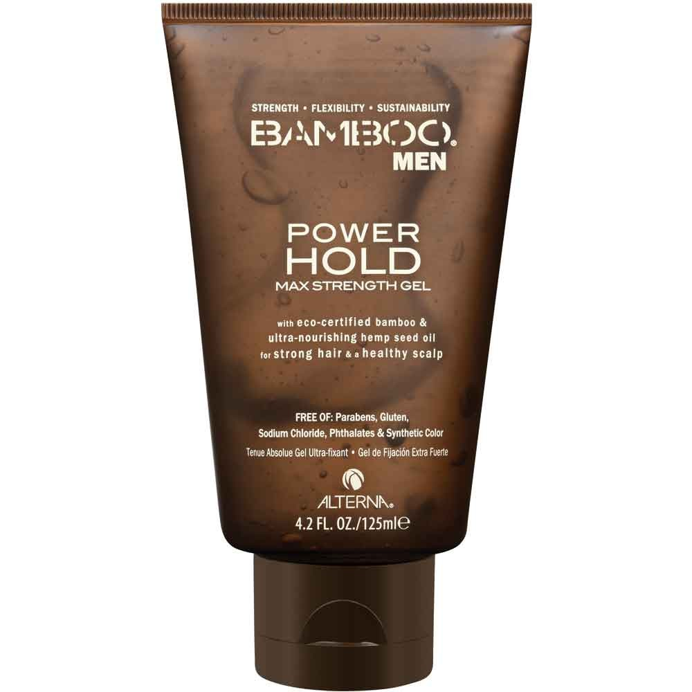 Alterna Bamboo Men Power Hold Gel 125 ml