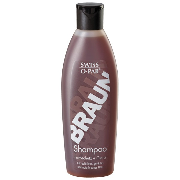 Swiss O-Par Braun Shampoo