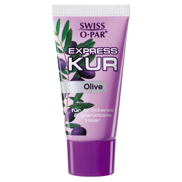 Swiss O-Par Expresshaarkur Olive