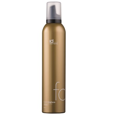 ID Hair Gold Strong Hair Mousse