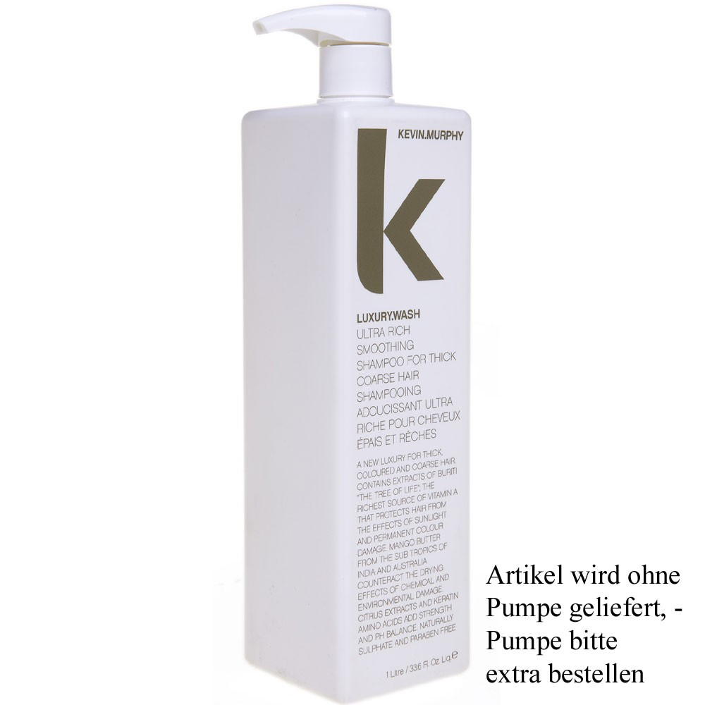 Kevin.Murphy Luxury.Wash 1000 ml