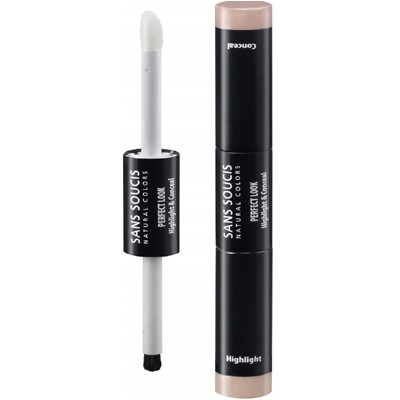 Sans Soucis Perfect Look Highlight & Conceal 20 Medium Beige 2 x 3 ml
