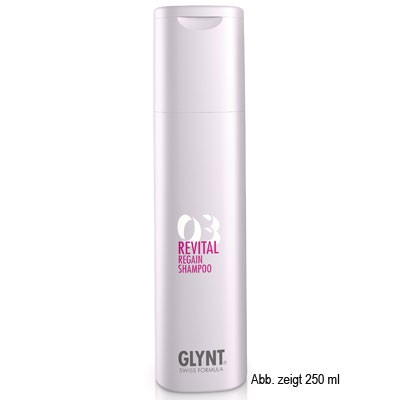 GLYNT REVITAL Regain Shampoo 3
