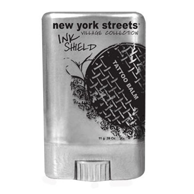 New York Streets Ink Shields