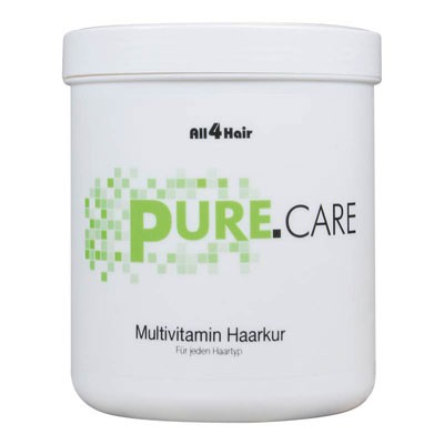 PUREcare Multivitaminhaarkur