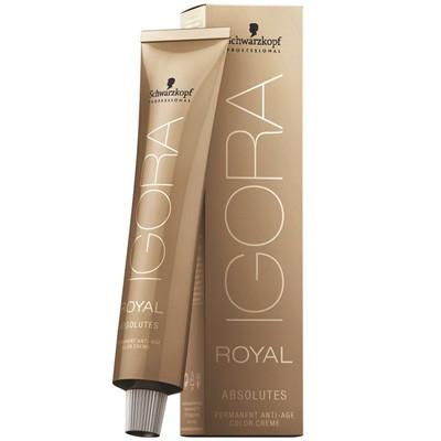 Schwarzkopf Igora Royal Absolutes 7-50 Mittelblond Gold;Schwarzkopf Igora Royal Absolutes 7-50 Mittelblond Gold