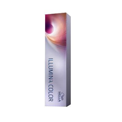 Wella Illumina  6/16 dunkelblond asch-violett
