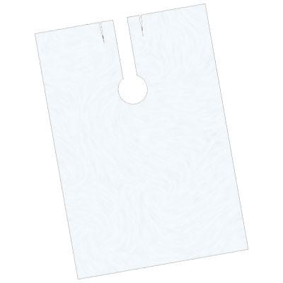 Fripac Einmal-Frisierumhänge geprägt, 140x100cm