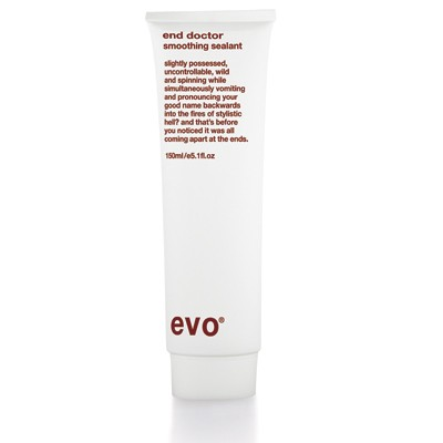 Evo Hair Curl End Doctor Smoothing Sealant