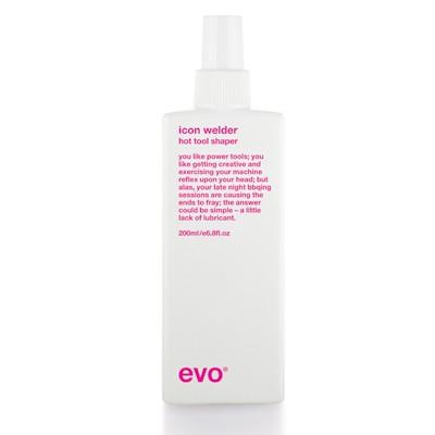 Evo Hair Straight Icon Welder Hot Tool Shaper