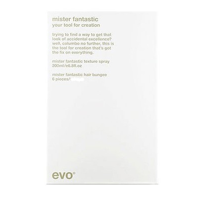 Evo Hair Style Mister Fantastic Tools for Creation BROWN