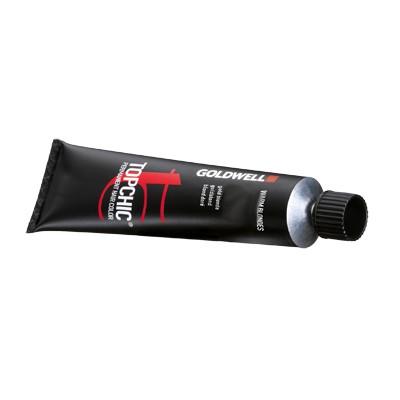 Goldwell Topchic Haarfarbe 4R dunkel-mahagoni