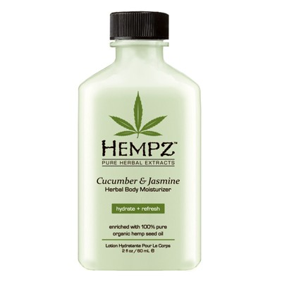 Hempz  Cucumber & Jasmin Herbal Body Moisturizer