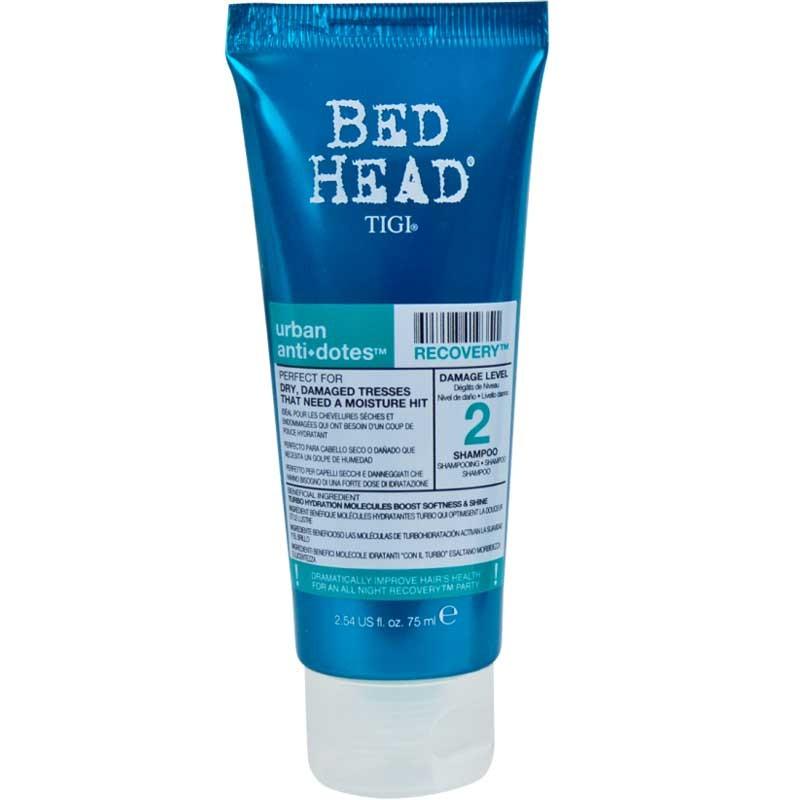Tigi Bed Head urban anti+dotes Recovery Shampoo Mini 75 ml
