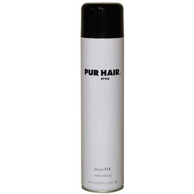 Pur Hair hairspray design F/X extra strong