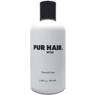 Pur Hair Style Diamond Drops