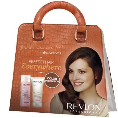 Revlon Interactives Color Sublime Reiseset Shampoo & Treatment;Revlon Interactives Color Sublime Reiseset Shampoo & Treatment;Revlon Interactives Color Sublime Reiseset Shampoo & Treatment
