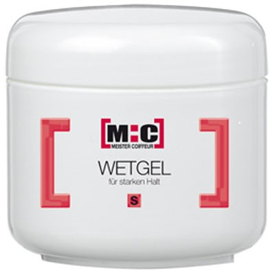 M:C Meister Coiffeur Wet Gel Strong