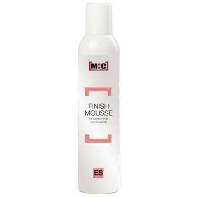 M:C Meister Coiffeur Finish Mousse Extra Strong