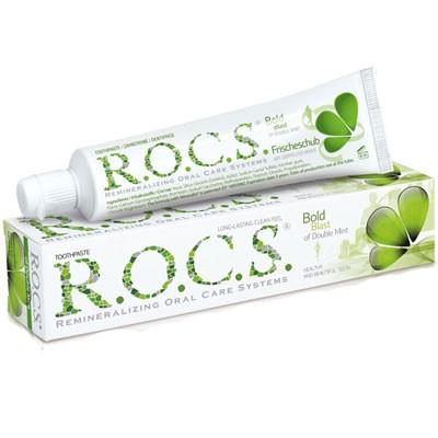 R.O.C.S. Doppelminze Zahncreme