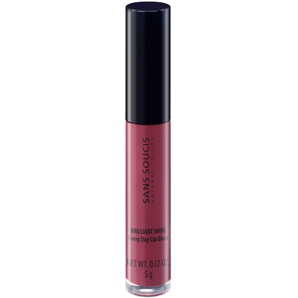 Sans Soucis Brilliant Shine Every Day Lip Gloss 12 Fruity Burgundy