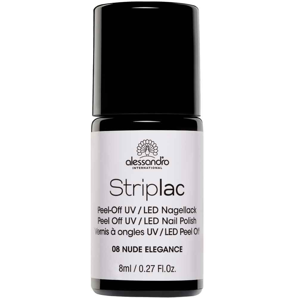 alessandro International Striplac 08 Nude Elegance 8 ml