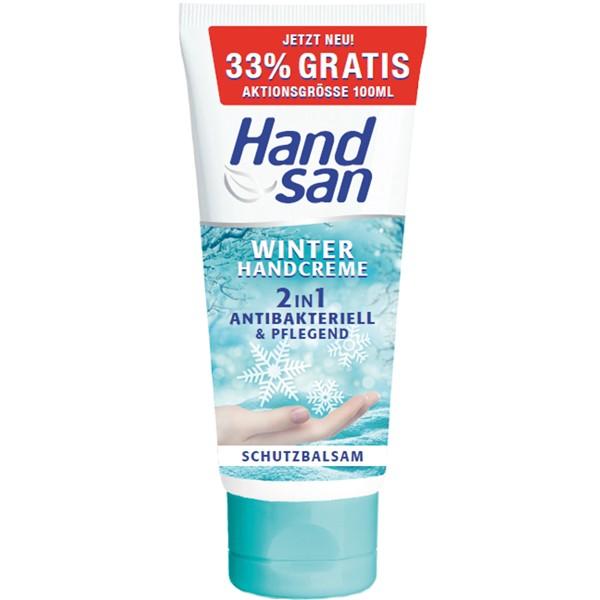 Handsan 2 in 1 Winterhandcreme