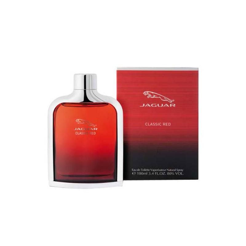 Jaguar Classic Red Eau de Toilette 100 ml