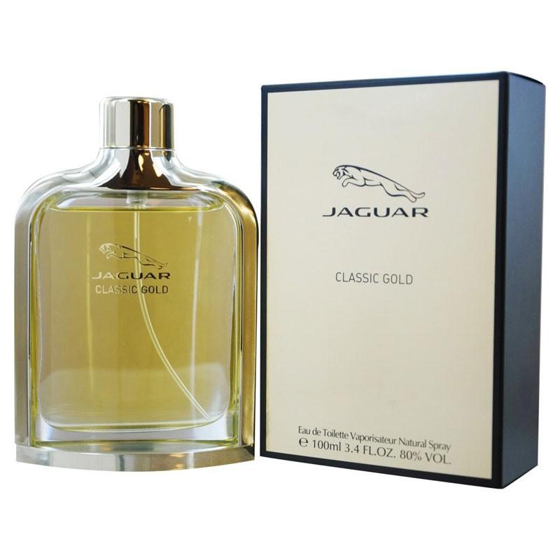 jaguar classic gold eau de toilette 100 ml g nstig kaufen. Black Bedroom Furniture Sets. Home Design Ideas