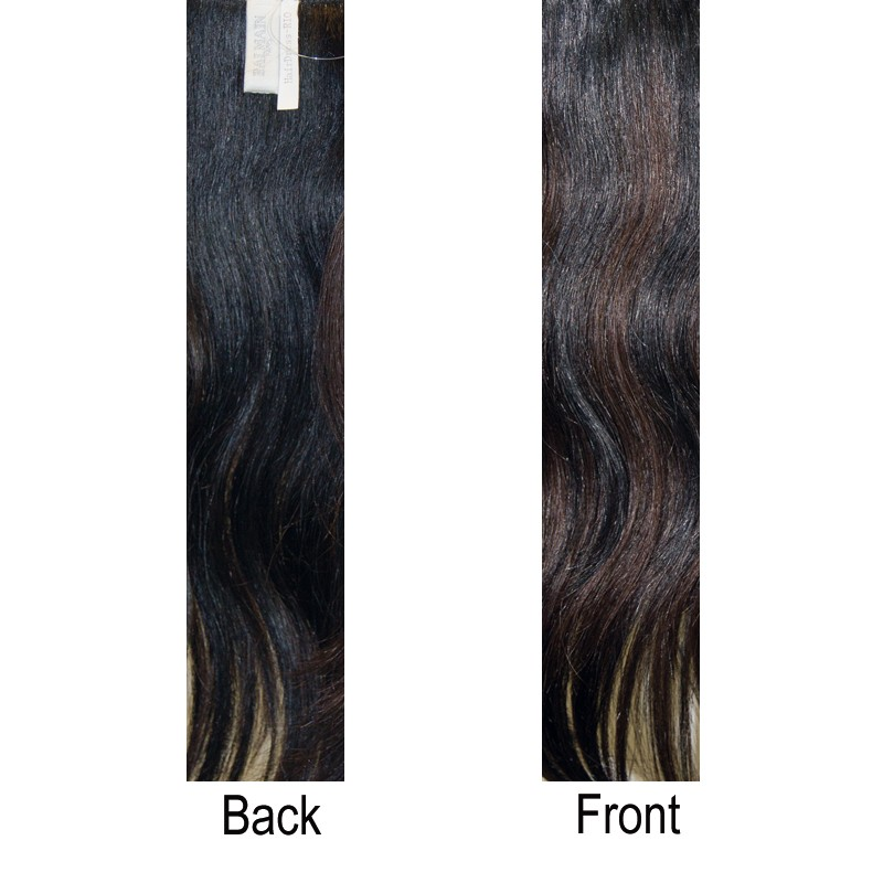 Balmain Clip-in Weft Set 40 cm Clip-In Extensions Rio
