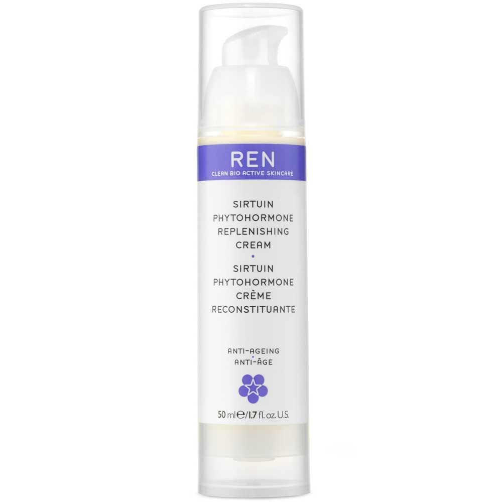 REN Sirtuin Phytohormone Repleneshing Cream 50 ml